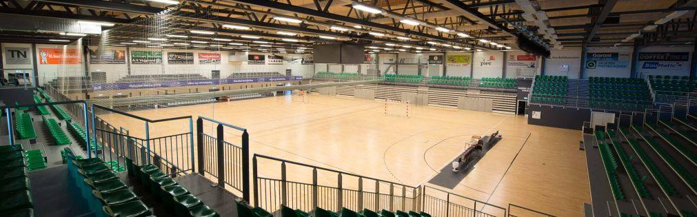 Hallerne i Ringkøbing Skjern Kulturcenter